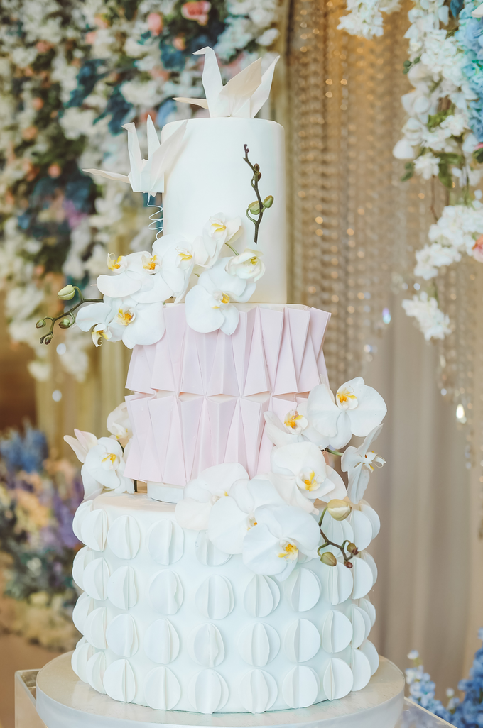 The wedding of Rudi & Fanny by KAIA Cakes & Co. - 007
