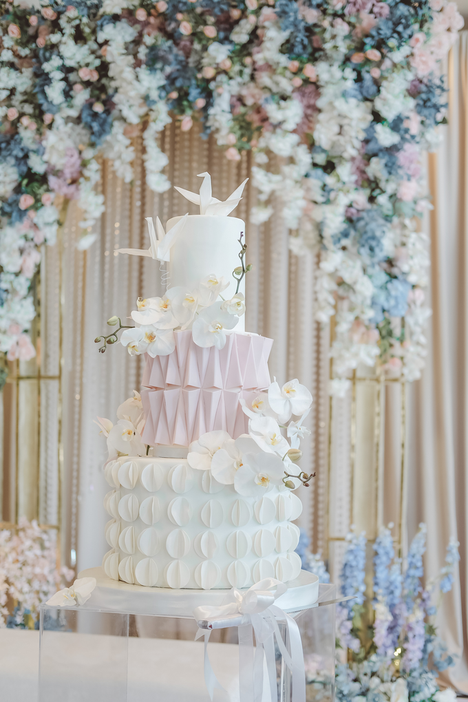 The wedding of Rudi & Fanny by KAIA Cakes & Co. - 008