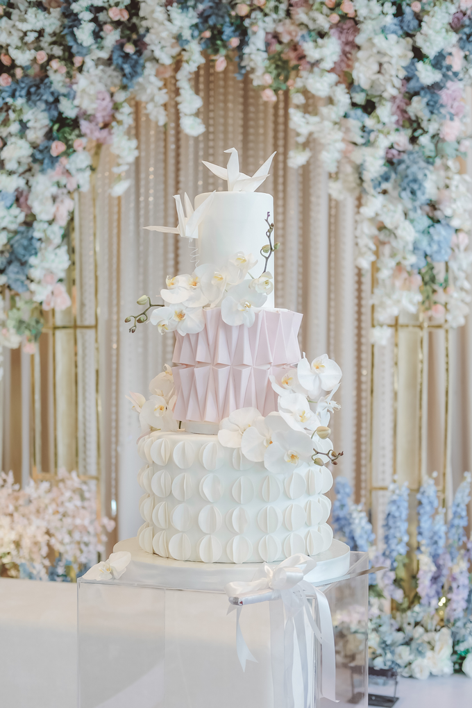 The wedding of Rudi & Fanny by KAIA Cakes & Co. - 009