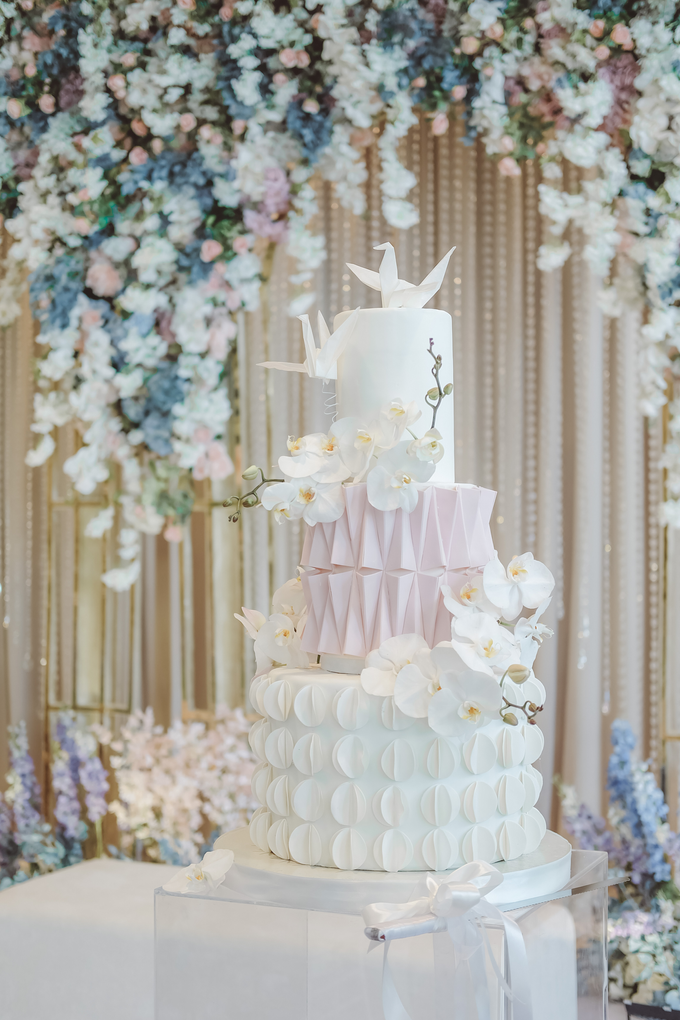 The wedding of Rudi & Fanny by KAIA Cakes & Co. - 010