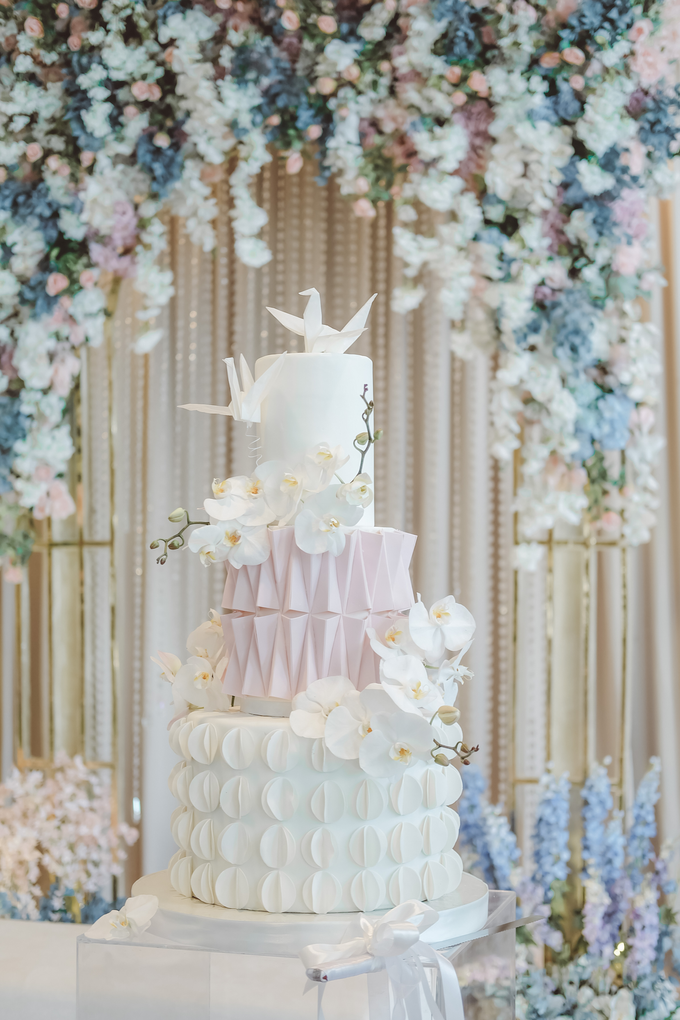 The wedding of Rudi & Fanny by KAIA Cakes & Co. - 011