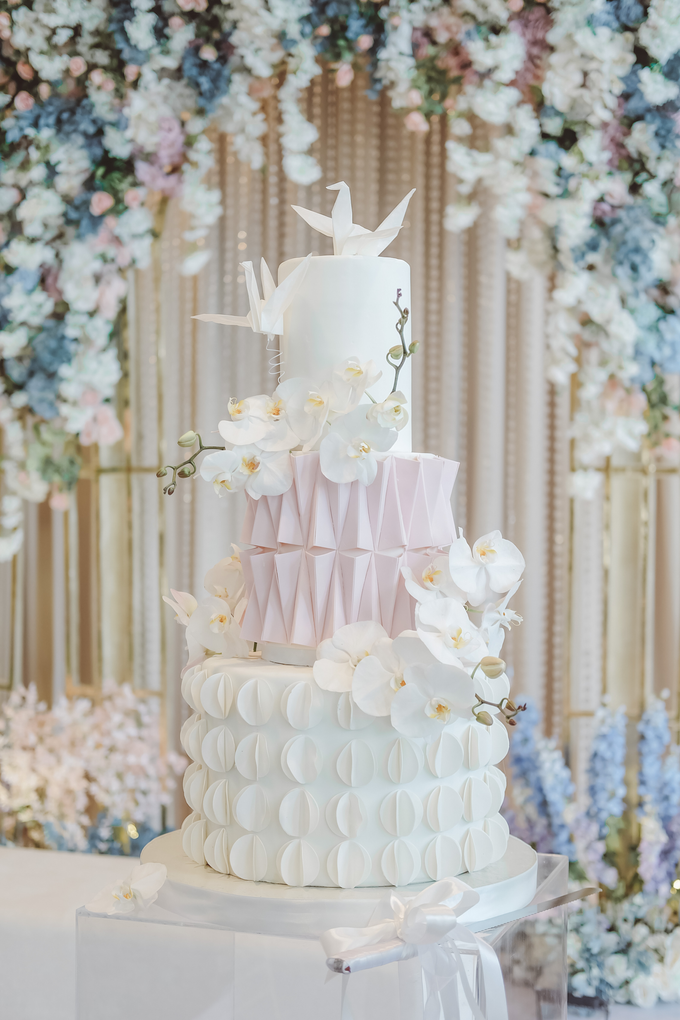 The wedding of Rudi & Fanny by KAIA Cakes & Co. - 012