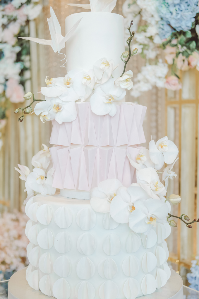 The wedding of Rudi & Fanny by KAIA Cakes & Co. - 014