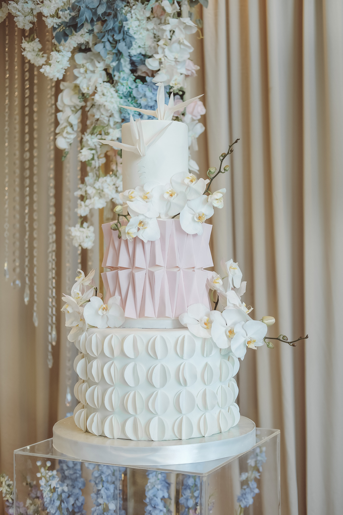 The wedding of Rudi & Fanny by KAIA Cakes & Co. - 015