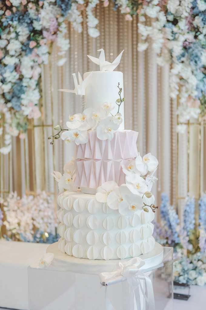 The wedding of Rudi & Fanny by KAIA Cakes & Co. - 017