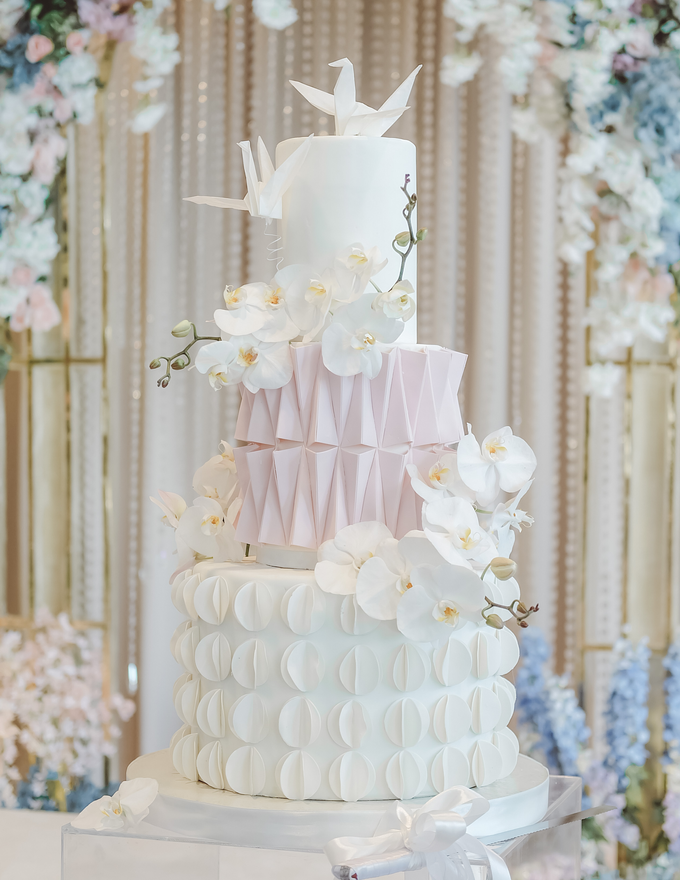 The wedding of Rudi & Fanny by KAIA Cakes & Co. - 018