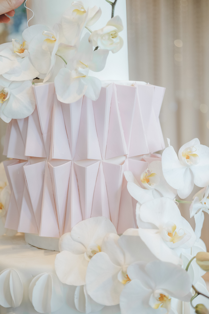 The wedding of Rudi & Fanny by KAIA Cakes & Co. - 019