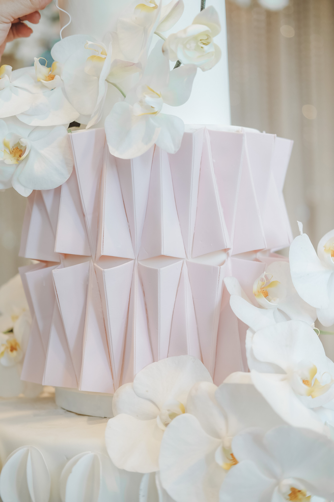 The wedding of Rudi & Fanny by KAIA Cakes & Co. - 021