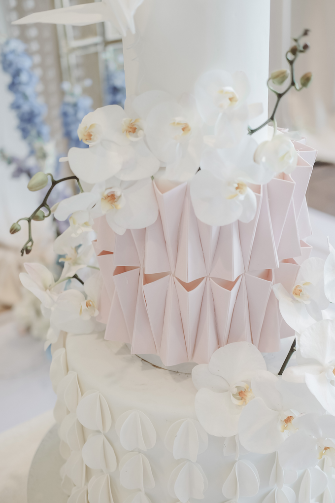 The wedding of Rudi & Fanny by KAIA Cakes & Co. - 022