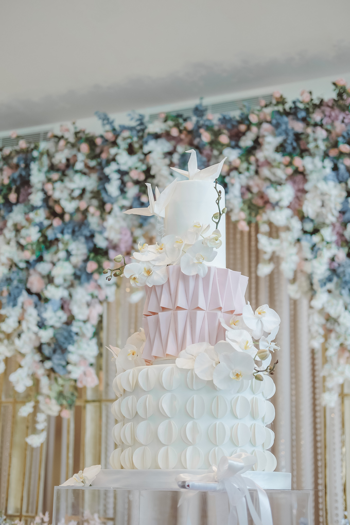 The wedding of Rudi & Fanny by KAIA Cakes & Co. - 023