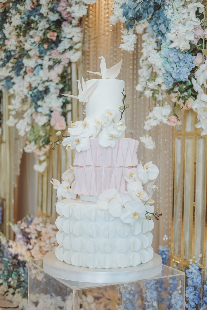 The wedding of Rudi & Fanny by KAIA Cakes & Co. - 025