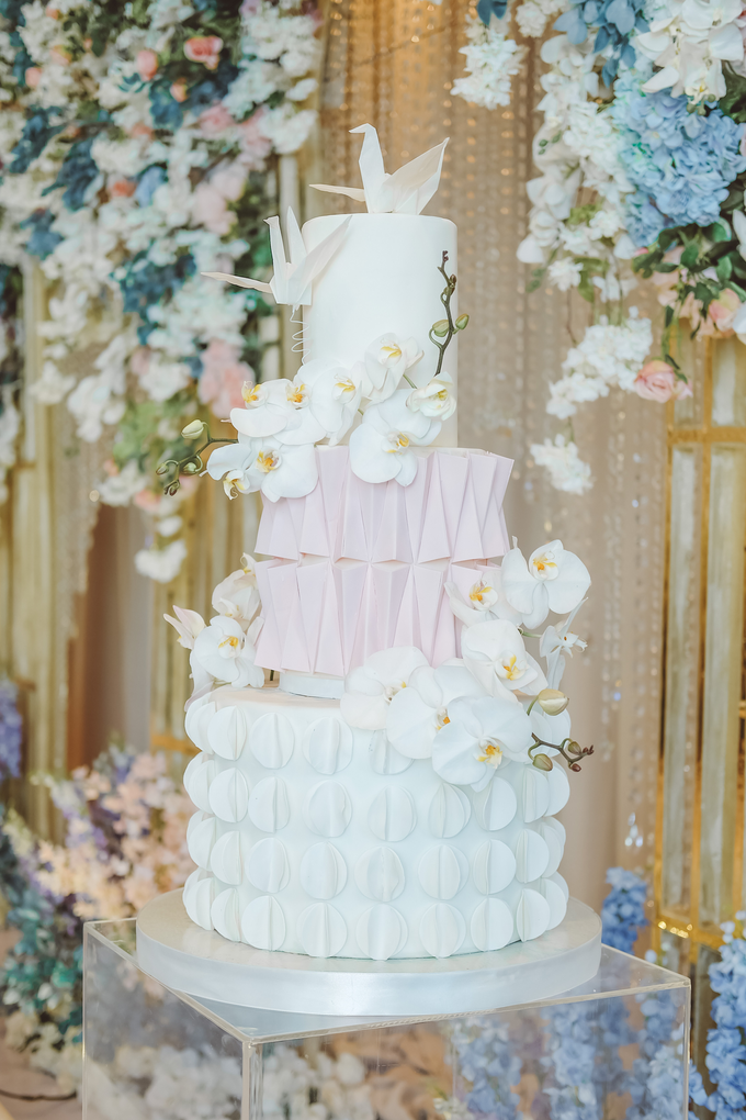 The wedding of Rudi & Fanny by KAIA Cakes & Co. - 027