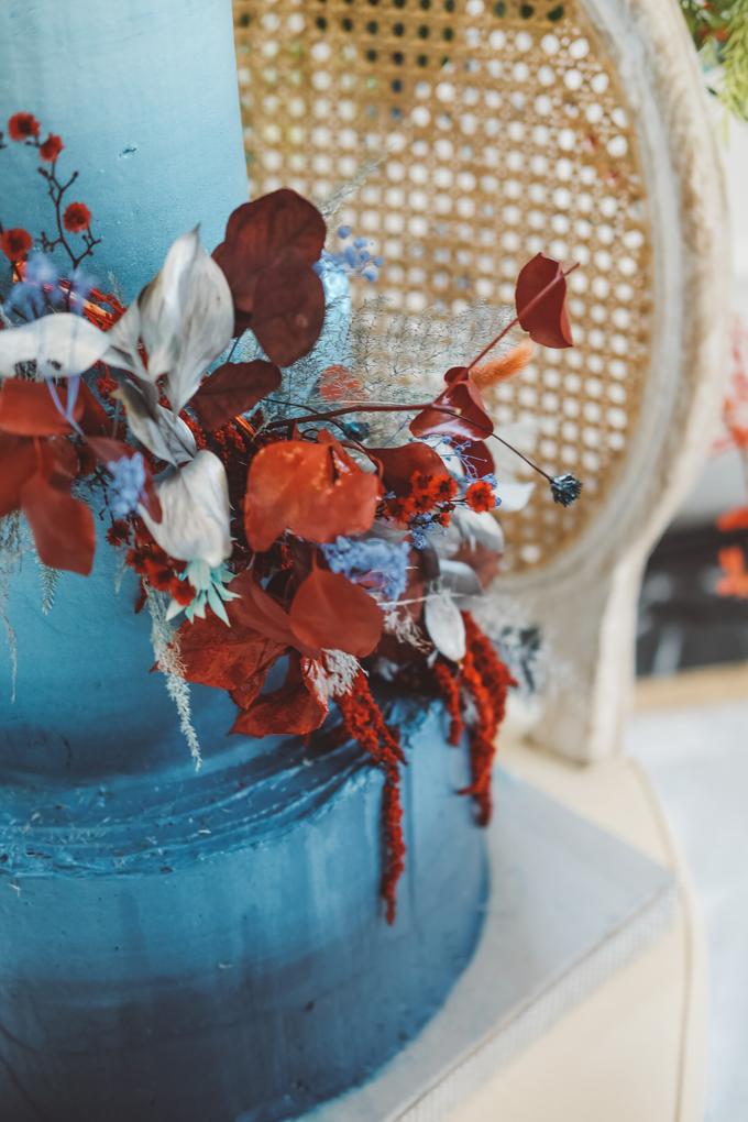 The wedding of Tika & Angga by KAIA Cakes & Co. - 004