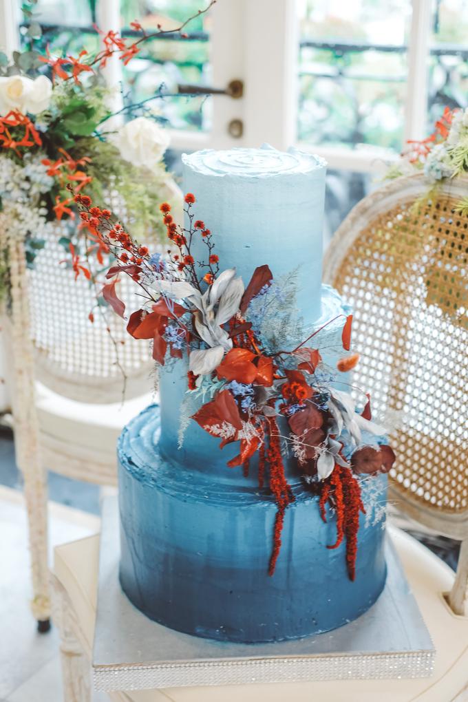 The wedding of Tika & Angga by KAIA Cakes & Co. - 005