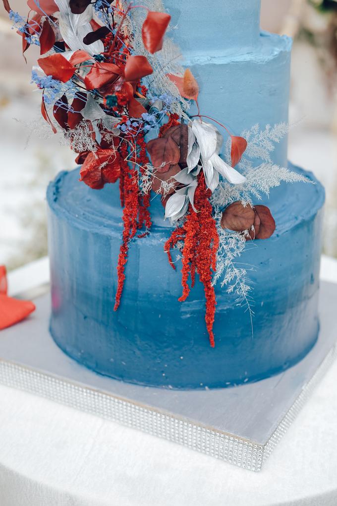 The wedding of Tika & Angga by KAIA Cakes & Co. - 010