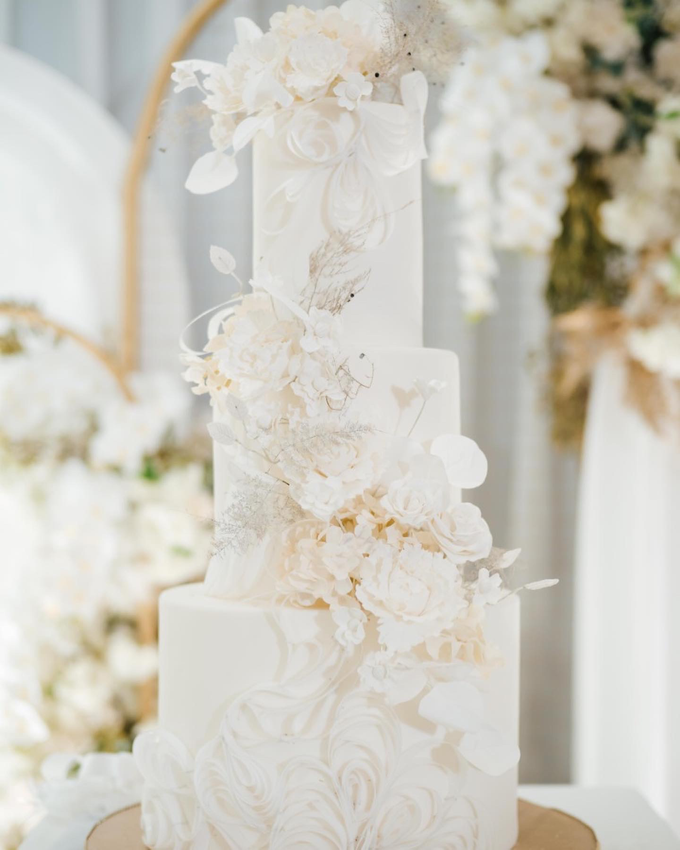 The wedding of Calvin & Gabby by KAIA Cakes & Co. - 002