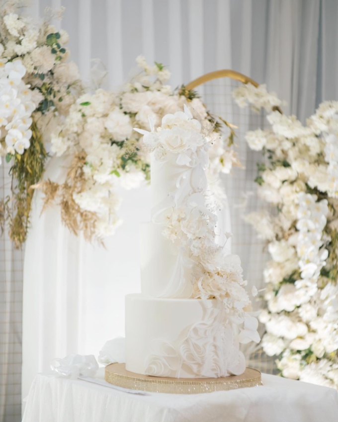 The wedding of Calvin & Gabby by KAIA Cakes & Co. - 001