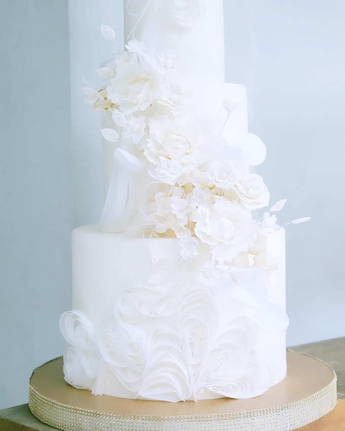 The wedding of Calvin & Gabby by KAIA Cakes & Co. - 005