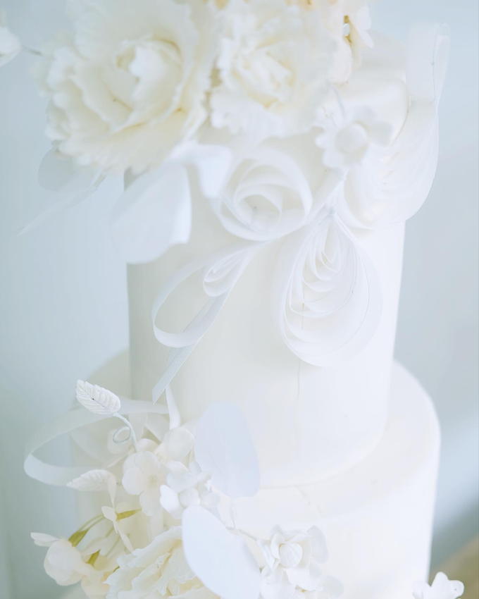 The wedding of Calvin & Gabby by KAIA Cakes & Co. - 009