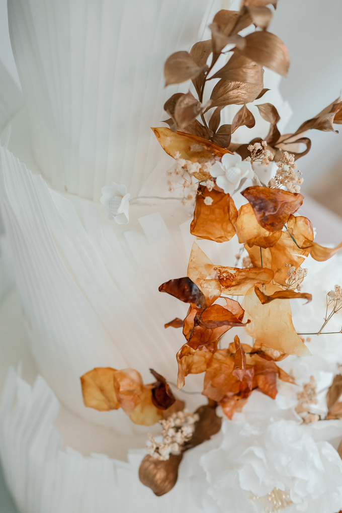 The wedding of Andrew & Yunni by KAIA Cakes & Co. - 004