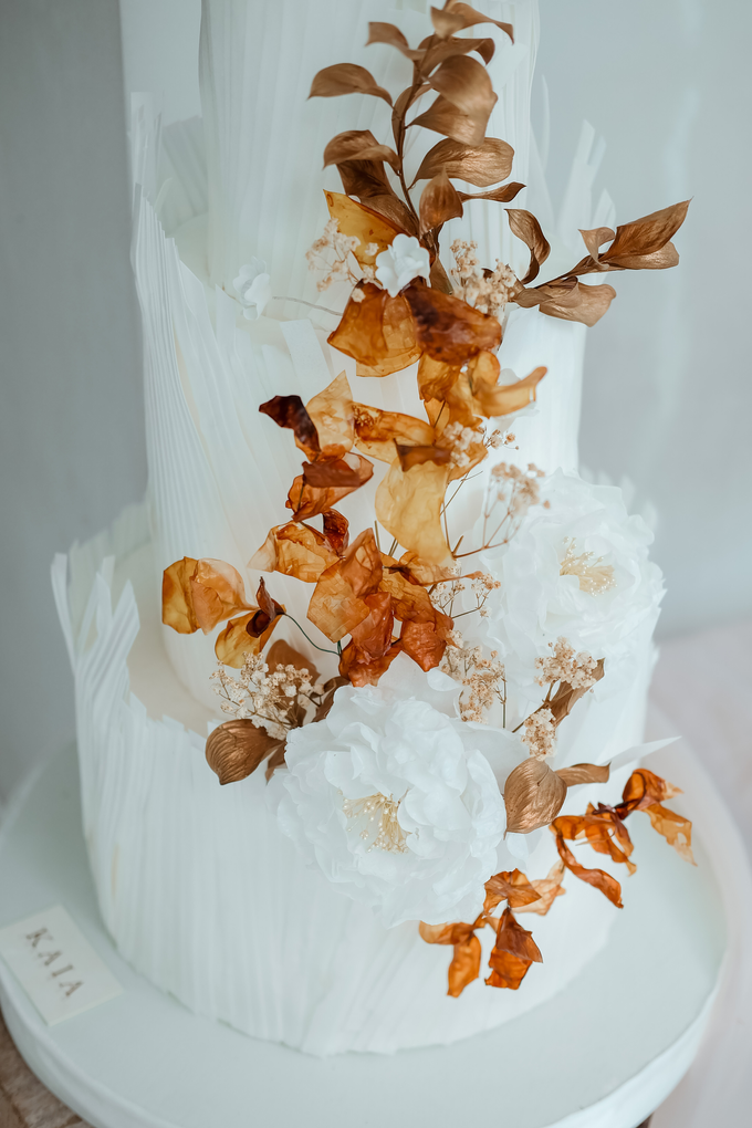 The wedding of Andrew & Yunni by KAIA Cakes & Co. - 003