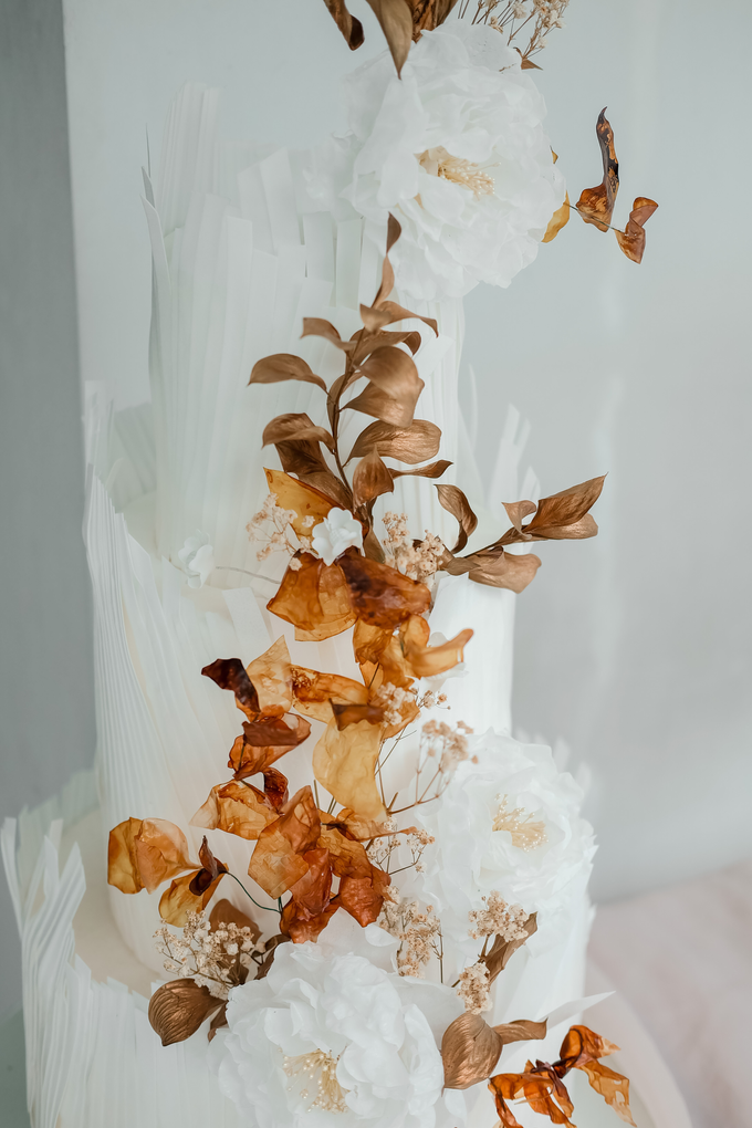 The wedding of Andrew & Yunni by KAIA Cakes & Co. - 005