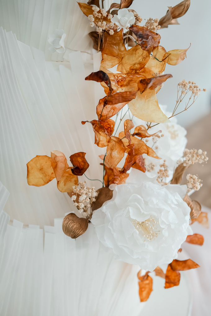 The wedding of Andrew & Yunni by KAIA Cakes & Co. - 006
