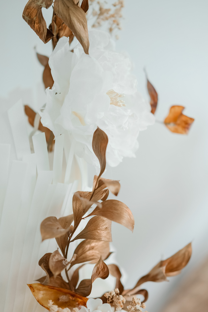 The wedding of Andrew & Yunni by KAIA Cakes & Co. - 009