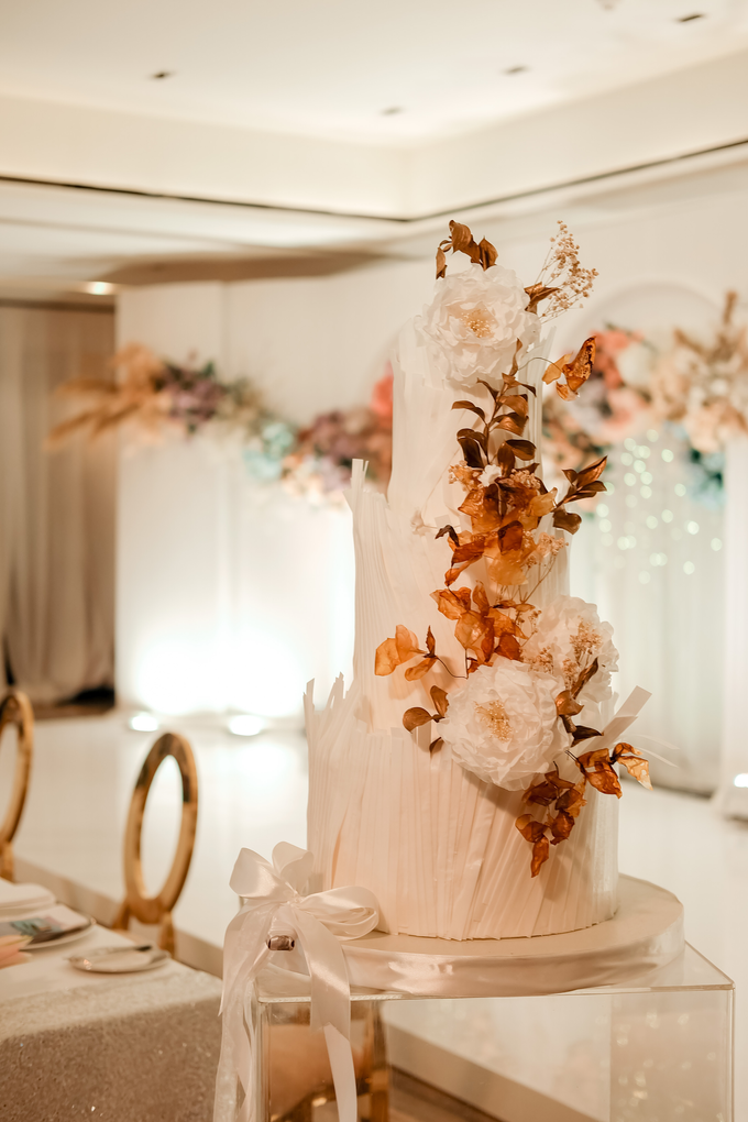 The wedding of Andrew & Yunni by KAIA Cakes & Co. - 010