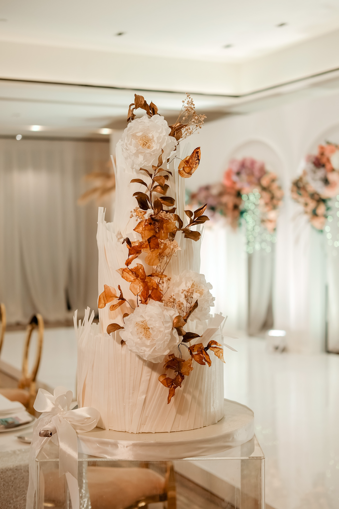 The wedding of Andrew & Yunni by KAIA Cakes & Co. - 011