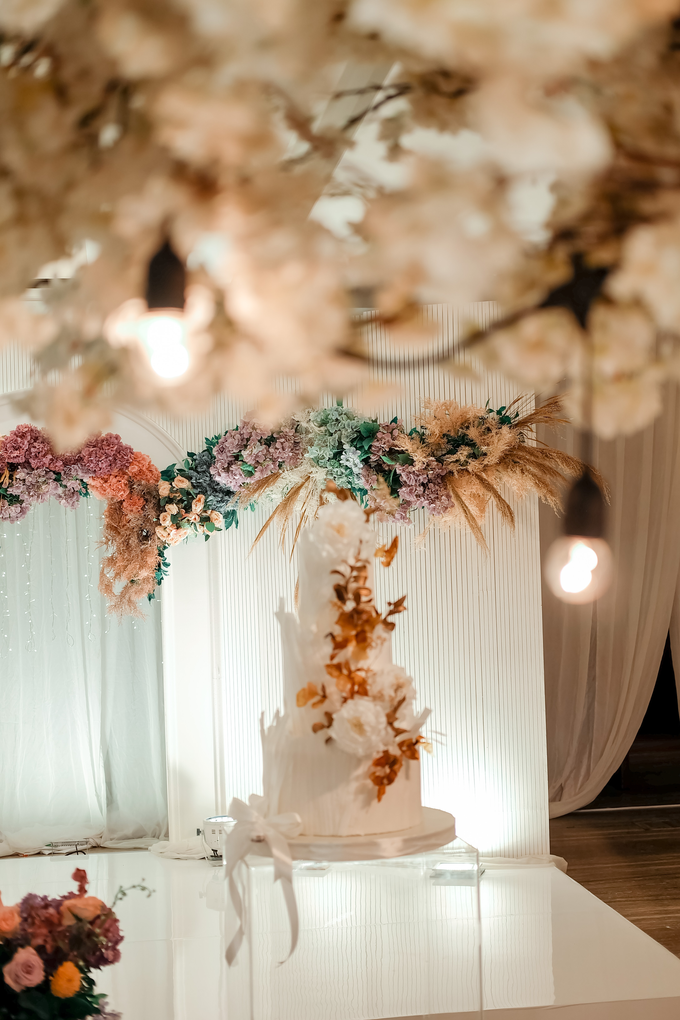 The wedding of Andrew & Yunni by KAIA Cakes & Co. - 012