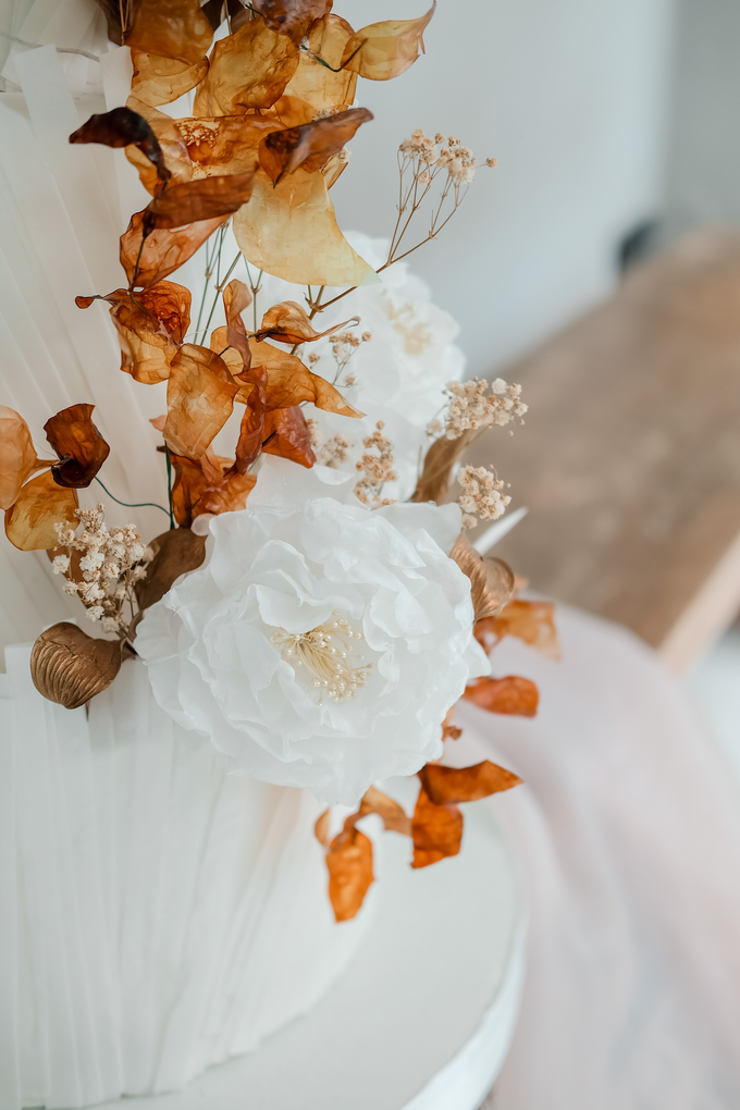 The wedding of Andrew & Yunni by KAIA Cakes & Co. - 014