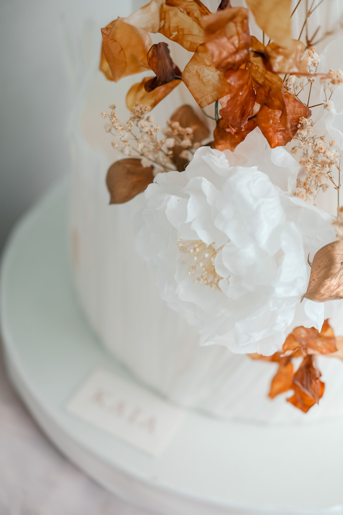 The wedding of Andrew & Yunni by KAIA Cakes & Co. - 015