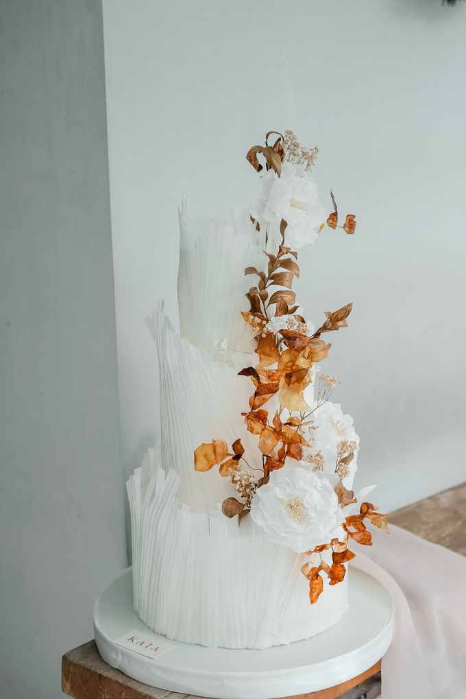 The wedding of Andrew & Yunni by KAIA Cakes & Co. - 020