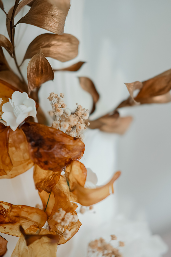The wedding of Andrew & Yunni by KAIA Cakes & Co. - 022