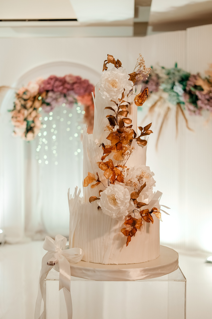 The wedding of Andrew & Yunni by KAIA Cakes & Co. - 023