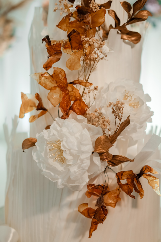 The wedding of Andrew & Yunni by KAIA Cakes & Co. - 024