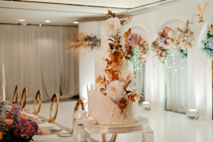 The wedding of Andrew & Yunni by KAIA Cakes & Co. - 027