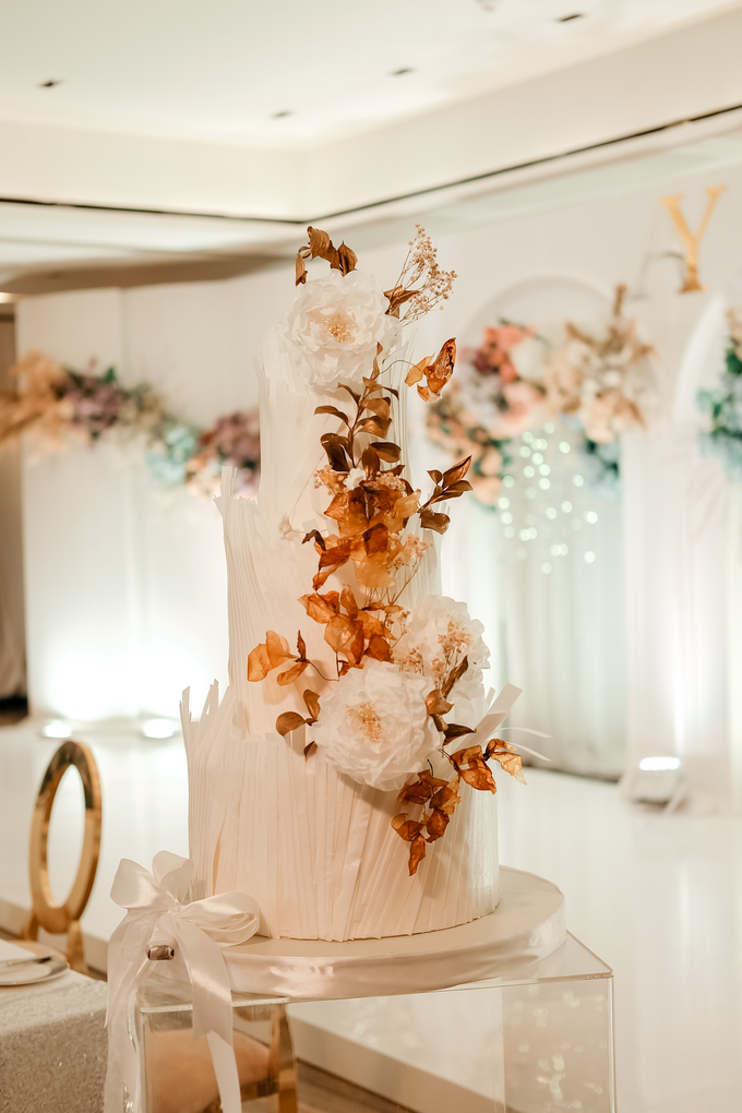 The wedding of Andrew & Yunni by KAIA Cakes & Co. - 028