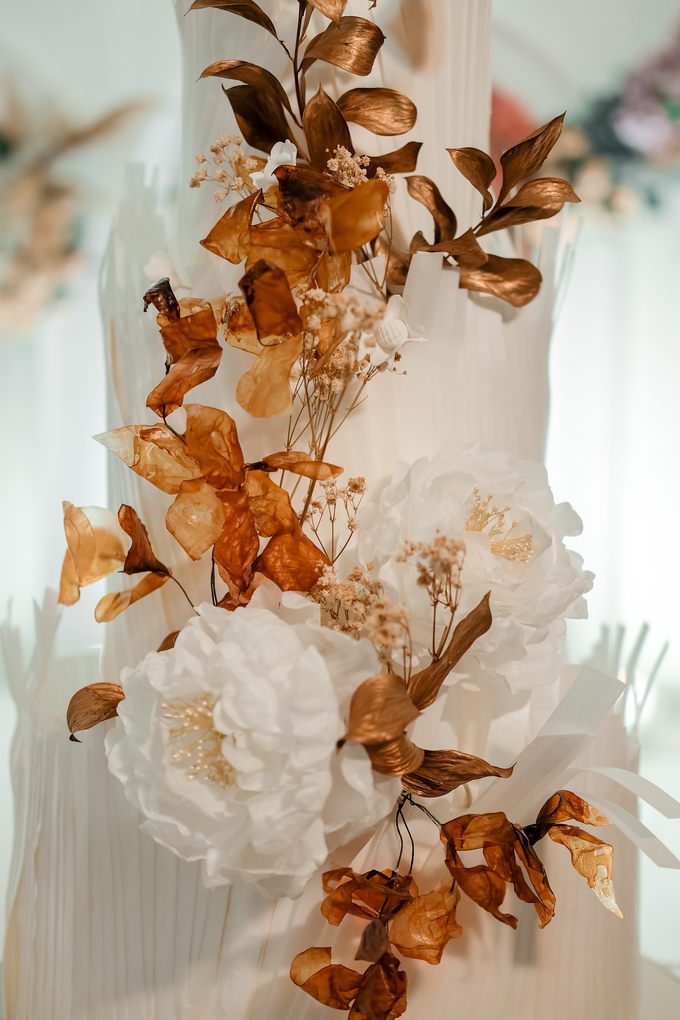 The wedding of Andrew & Yunni by KAIA Cakes & Co. - 029