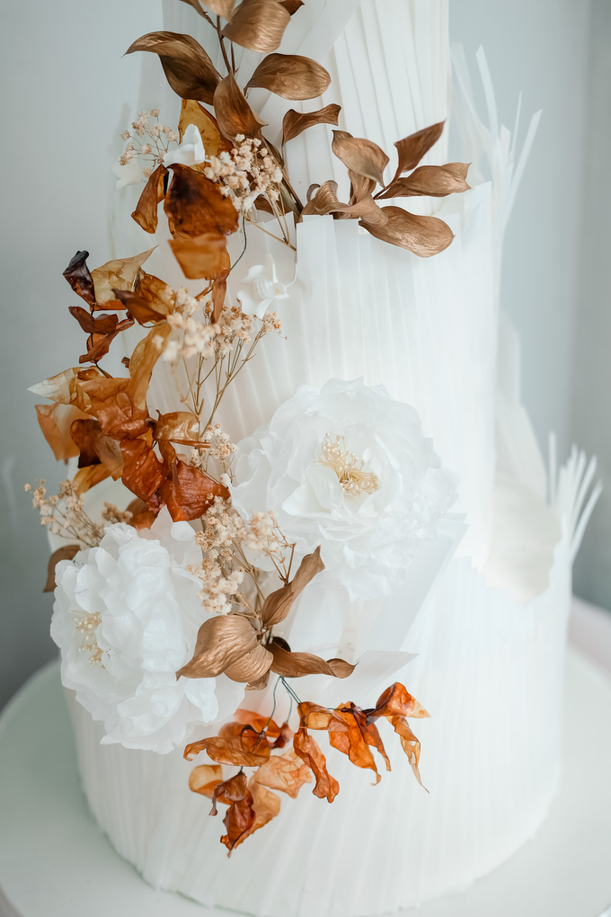 The wedding of Andrew & Yunni by KAIA Cakes & Co. - 030