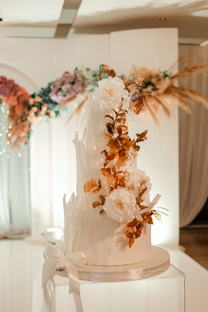 The wedding of Andrew & Yunni by KAIA Cakes & Co. - 032