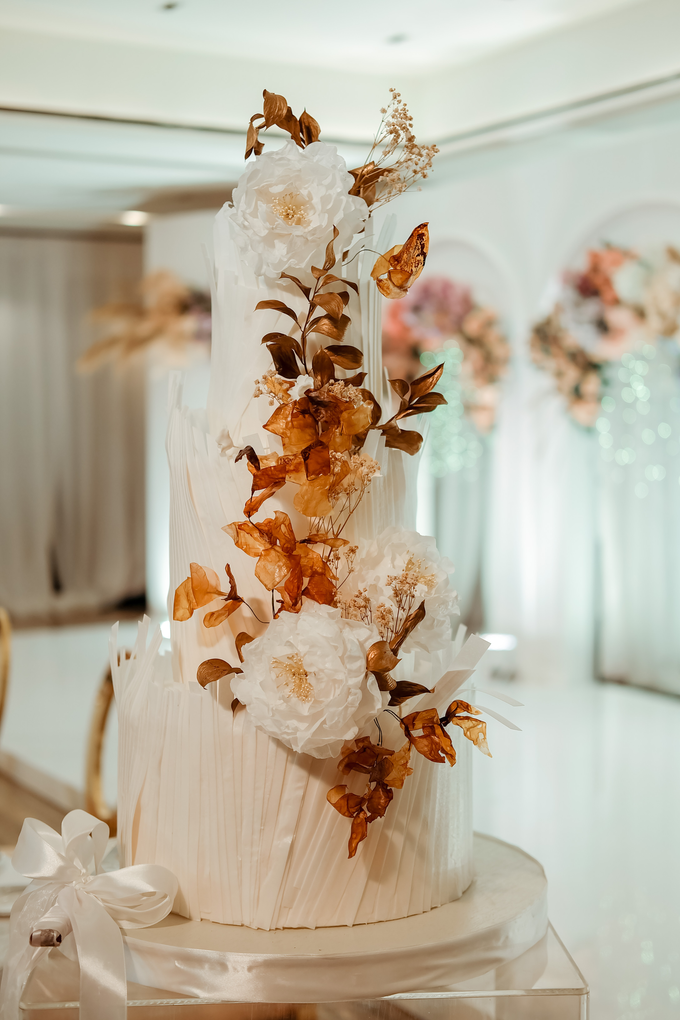 The wedding of Andrew & Yunni by KAIA Cakes & Co. - 033