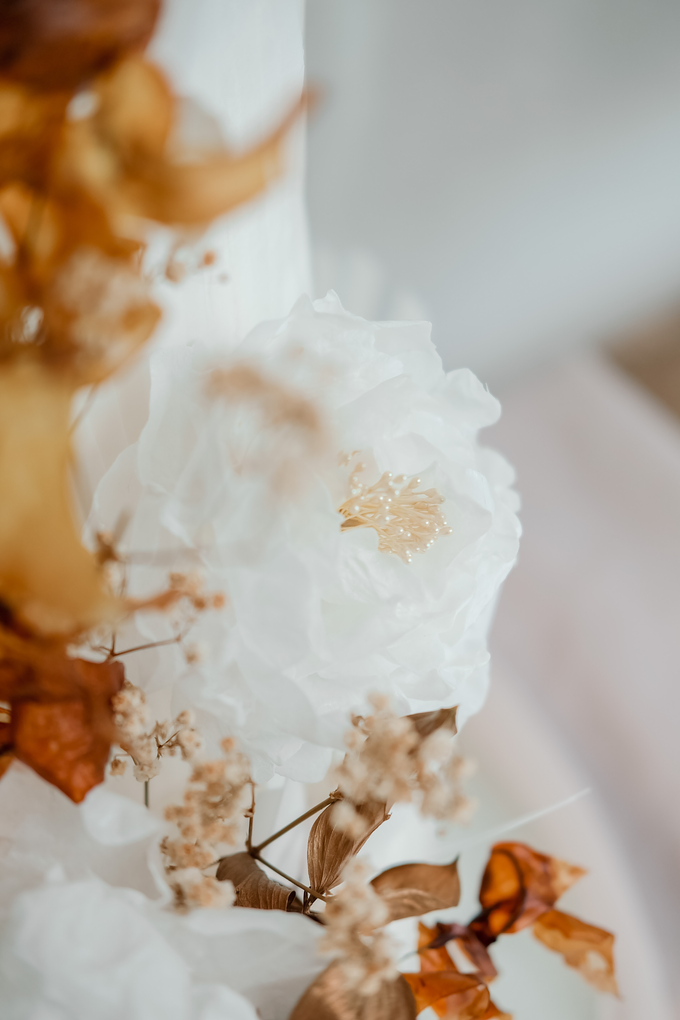 The wedding of Andrew & Yunni by KAIA Cakes & Co. - 034