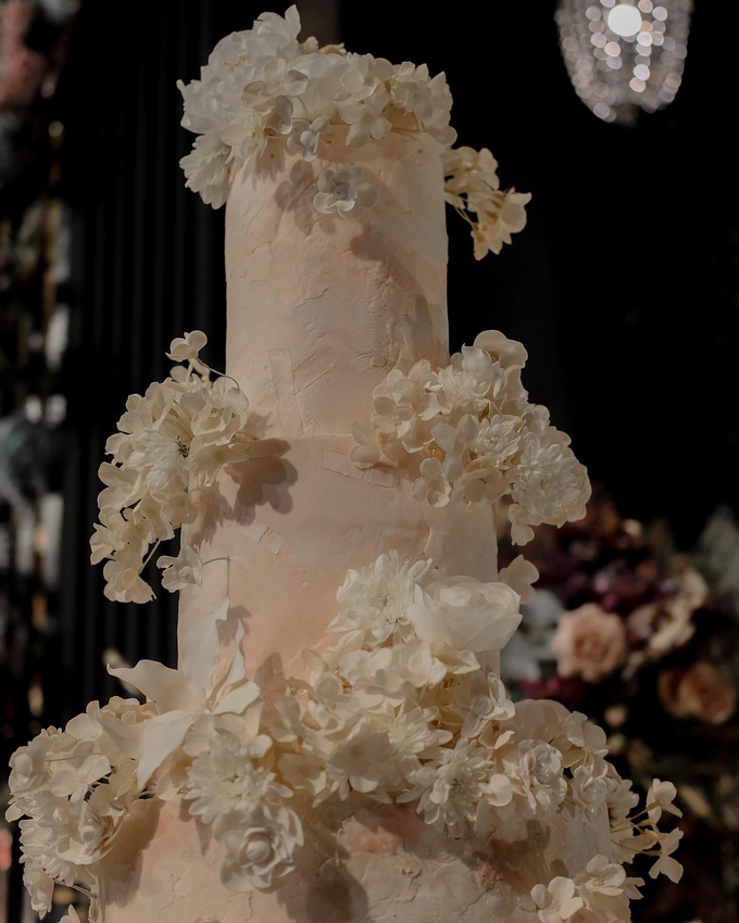 The wedding of Antonius & Angela by KAIA Cakes & Co. - 005