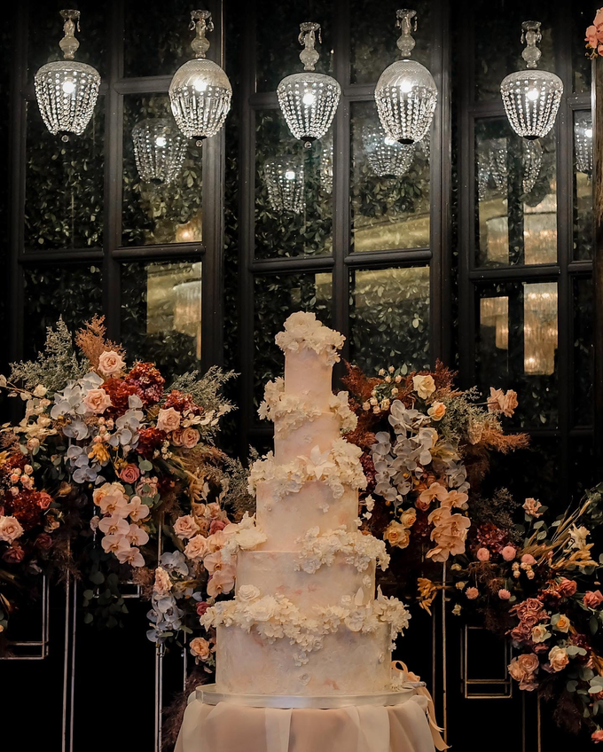 The wedding of Antonius & Angela by KAIA Cakes & Co. - 006