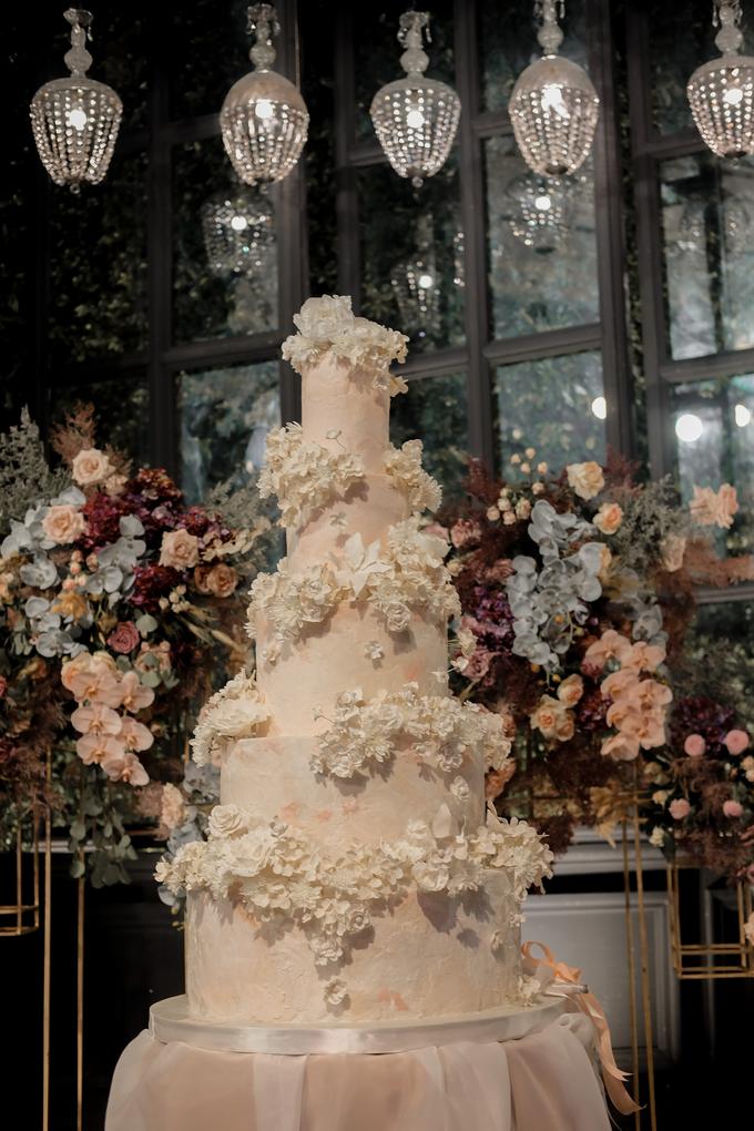 The wedding of Antonius & Angela by KAIA Cakes & Co. - 009