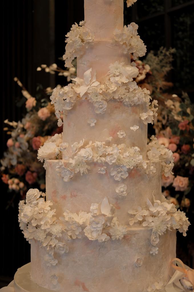 The wedding of Antonius & Angela by KAIA Cakes & Co. - 018