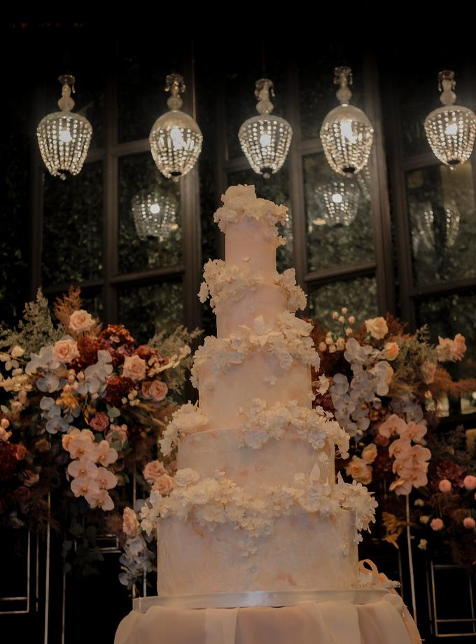 The wedding of Antonius & Angela by KAIA Cakes & Co. - 019