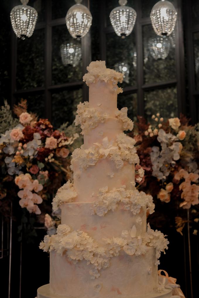 The wedding of Antonius & Angela by KAIA Cakes & Co. - 020